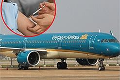 Hành khách đã tiêm vaccine đi máy bay sẽ không cần phải xét nghiệm