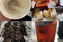 Mới có mấy ngày Hà Nội mở lại mà các hàng ăn uống thi nhau 'treo đầu dê bán dê bán thịt chó' khiến dân tình chỉ biết lên mạng khóc ròng