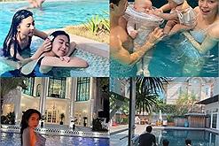 Mãn nhãn trước những mẫu bể bơi tại gia trong căn biệt thự sang, xịn nhà sao Việt: Hà Tăng độc đáo, Quyền Linh, Ngọc Trinh đơn giản mà vẫn ấn tượng