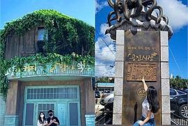 """Thành phố biển Gongjin của """"Hometown Cha Cha Cha"""" trở thành điểm check-in nổi tiếng, đẹp không kém trên phim"""