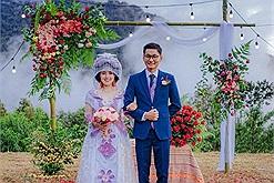 Đám cưới giản dị vẫn đẹp như mơ của cặp đôi chàng Sài Gòn - nàng H'mông, vì Covid mà quyết ở lại làm rể Tây Bắc