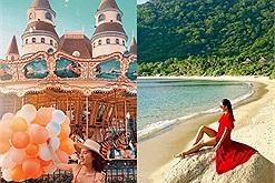 """Tháng 10 này, nếu có """"Thẻ xanh, Thẻ vàng Covid-19"""", hãy đến Nha Trang để ngắm biển xanh nắng vàng, check in 1001 bức ảnh"""