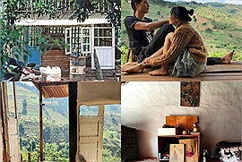Chuyện tình đẹp như phim của hai bạn trẻ bỏ phố lên Đà Lạt tận hưởng cuộc sống tự tại, tự xây một căn nhà che mưa che nắng