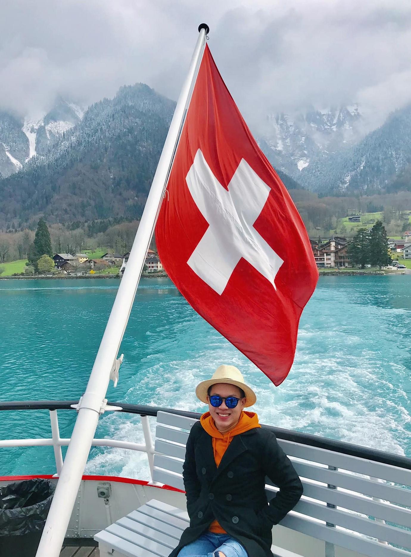 Lịch trình chi tiết 3 ngày khám phá những ngóc ngách đẹp rụng tim ở Thụy Sĩ