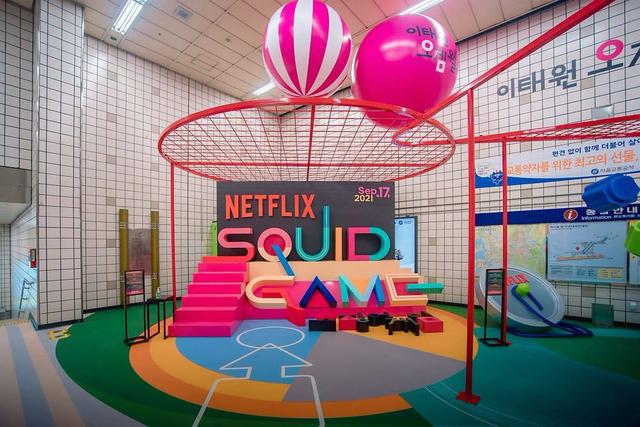 Mô hình trò chơi sinh tồn được Netflix đầu tư khủng tại Hàn Quốc