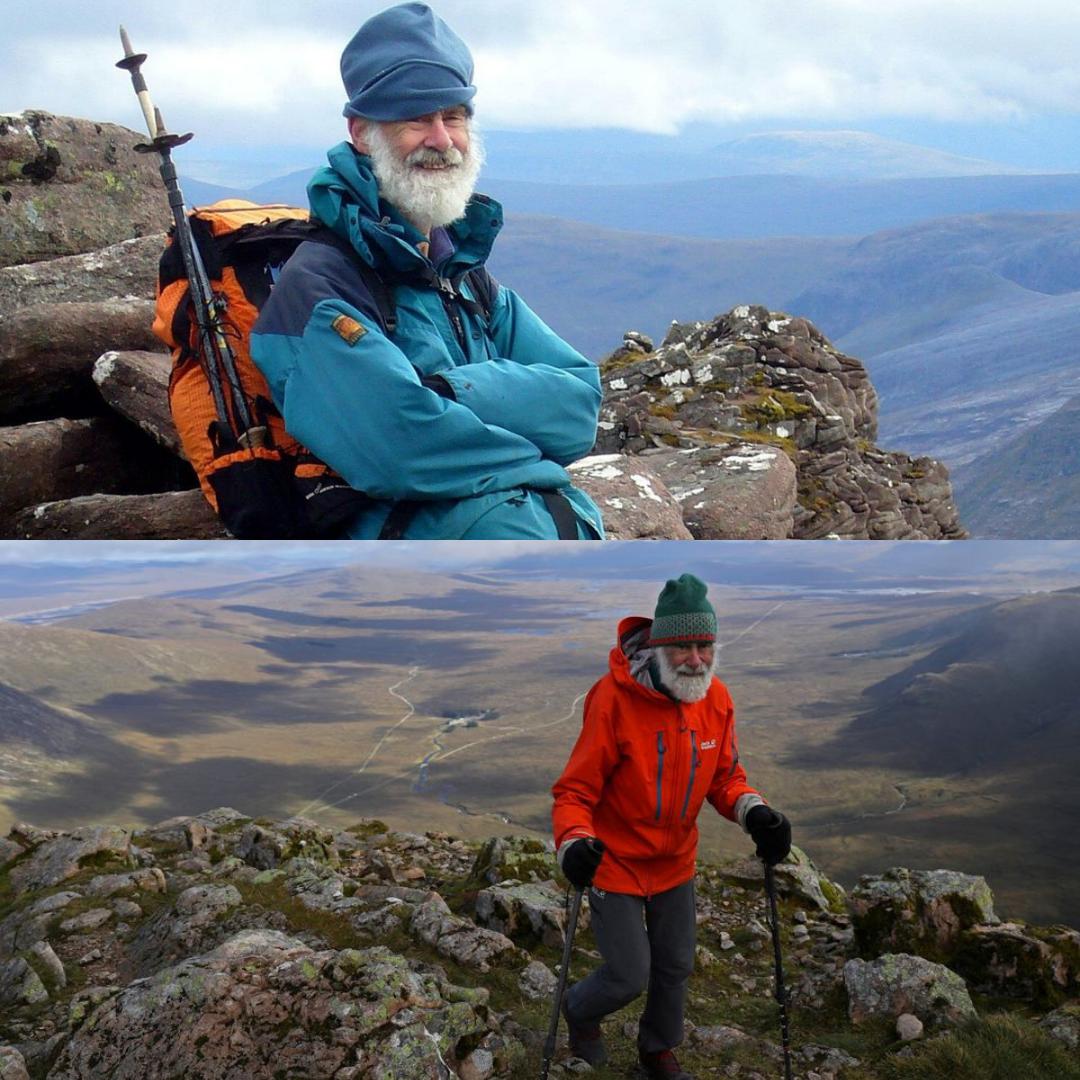 Tuổi tác đâu là vấn đề, cứ nhìn cụ ông 81 tuổi leo gần 300 ngọn núi trong vòng 1.200 ngày này là biết