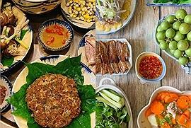 """Nội chợ đảm đang là nấu bữa cơm chỉ tối đa 120k cho 6,7 người ăn mà món nào cũng """"hết nước chấm"""""""