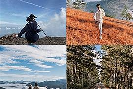 Đi đâu để săn mây? Lên Tây Nguyên thì u là trời, vừa hít thở không khí trong lành, vừa có ảnh giữa biển mây trắng vạn người mê