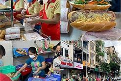 Sài Gòn: Ổ bánh mì tăng giá đến 58k nhưng người dân vẫn xếp hàng dài chờ rồi mua mấy cái liền mới chịu, bánh đâu mà ngon thế?