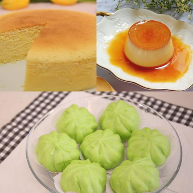 Loạt công thức làm bánh tại nhà bằng nồi cơm điện siêu chi tiết, đơn giản mà ngon không tưởng