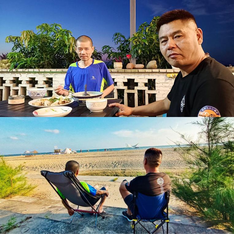Tình bạn đáng trân trọng: Bỏ công việc, mua ô tô chở bạn mắc ung thư giai đoạn cuối chu du khắp Trung Quốc