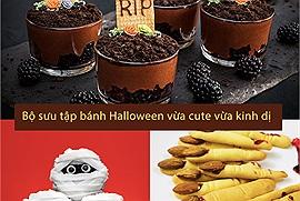 """Đặc sản mùa Halloween - bộ sưu tập """"những món ăn kinh dị nhất thế giới"""" nhưng bé nào cũng mê"""