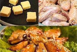 Team ghiền gà xem ngay cách làm món cánh gà chiên bơ tỏi giòn rụm, sốt nóng hôi hổi, tha hồ lai rai cả tối
