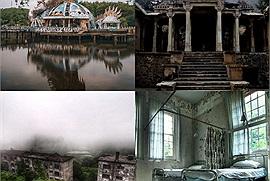 7 địa điểm bỏ hoang kỳ bí nhất thế giới, bất ngờ xuất hiện 2 cái tên Việt Nam