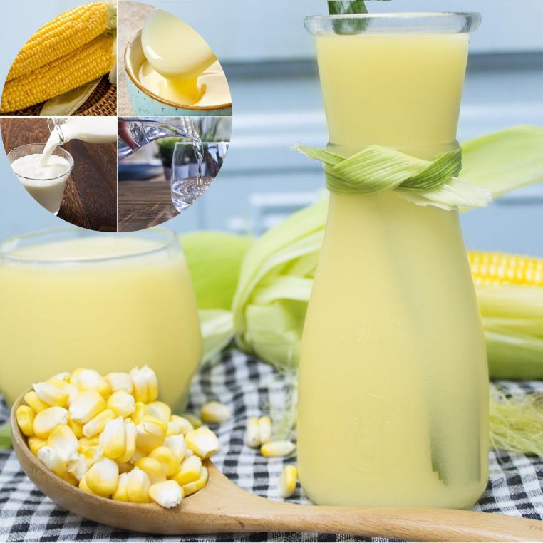 Học ngay cách nấu sữa bắp thơm ngon, ấm nóng và vô cùng bổ dưỡng cho bữa sáng mùa đông