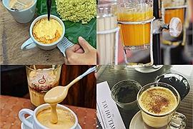 15 quán cafe trứng 'đỉnh của đỉnh' ở Hà Nội, nhâm nhi chút gì đó đắng đăng, mà lại béo béo, thơm thơm trong tiết trời này là hết sảy