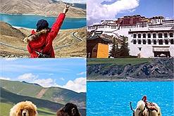 """Mỗi bước đi đều bồng bềnh vì """"cú sốc cao nguyên"""" Tây Tạng: đẹp như tuyệt tác của tạo hóa, bình yên đến bò Yak cũng mang Phật tính"""
