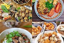 Ốc nóng, cháo sườn, bún riêu,... và các món ăn sưởi ấm mùa đông lạnh giá cho hội FA ở Hà Nội, địa chỉ tất tần tật đây!